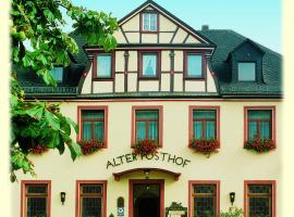 Flair Hotel Alter Posthof, Spay