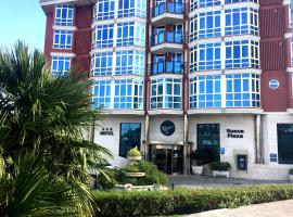 Hotel Nueva Plaza, Maliaño (U blizini grada 'Muriedas')