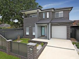 Villa Fowler Sydney, Guildford (Fairfield yakınında)
