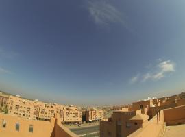 Appartement Marrakech Halima, Marrákeš