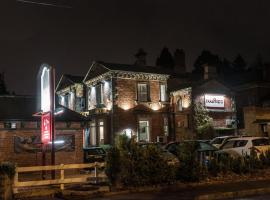 Parkwood Hotel, Stockton-on-Tees (рядом с городом Elton)