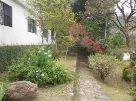 Finca los Ocobos, La Gran Via (San Antonio del Tequendama yakınında)