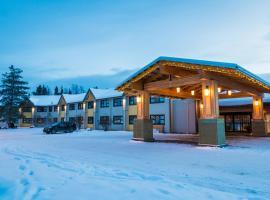 Prestige Hudson Bay Lodge