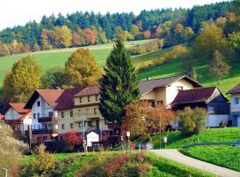 Hotel Gasthof Zur Krone Odenwald-Sterne-Hotel, Beerfelden (Finkenbach yakınında)