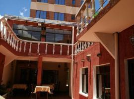 Vargas Hotel, Tupiza