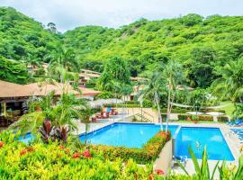 Bahia Pez Vela Resort, Ocotal (Matapalo yakınında)
