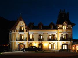 Le Manoir d'Agnès, Тараскон-сюр-Арьеж (рядом с городом Ornolac-Ussat-les-Bains)