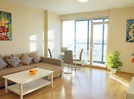 Seaside view apartment on Kuosų gatvė 20