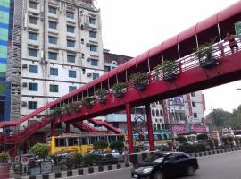 Hotel The Dhaka Today, Dhaka (Chhota Magbāzār yakınında)