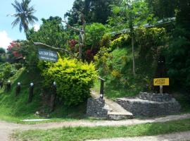 Gecko Lodge Fiji, Savusavu (рядом с городом Navatu)