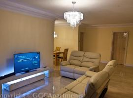 GGC Luxury Serviced Apartments - Gold, Okokomaiko