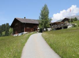Haus RaSti, Horboden (Diemtigen yakınında)
