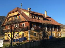 Sonia, Unternberg (Thomatal yakınında)