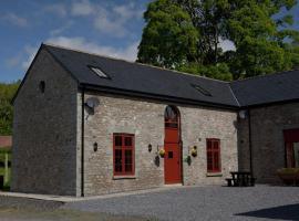 Merlin Stable Cottage, Cynghordy (рядом с городом Ystrad-ffin)