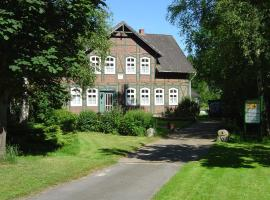 Landhotel Sonnenhof im Wendland, Clenze (Bergen an der Dumme yakınında)