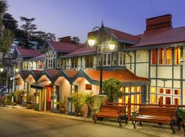 Clarkes Hotel, Shimla