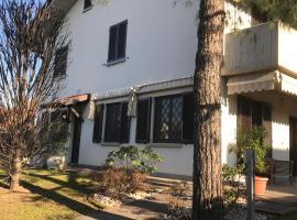 La Casa di Chiara, Mozzo