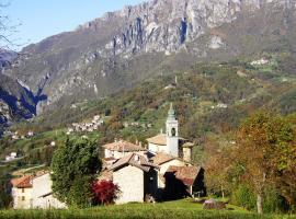 B&B Adelche, San Giovanni Bianco (Serina yakınında)