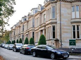 One Devonshire Gardens a Hotel Du Vin, Глазго (рядом с городом Partick)