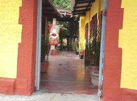 Hotel hacienda San Jose