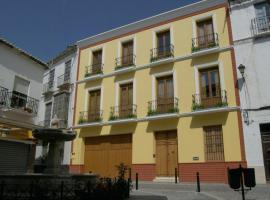 Cilla 9 Bed & Breakfast, Vélez-Málaga (Huertas Bajas yakınında)