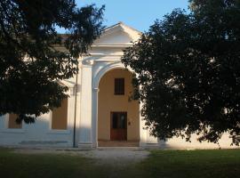 Foresteria Barchessa Zorzi, Riese