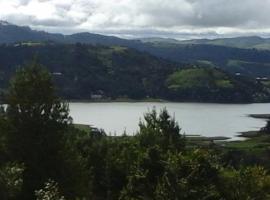 El Cobijo, Chocontá (Machetá yakınında)