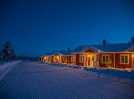 Aurora Mountain Lodge, Lannavaara