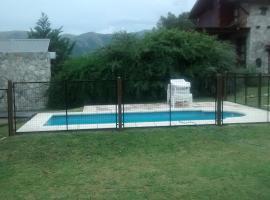 Cabañas Luna Serena, Villa Giardino (Alto San Pedro yakınında)