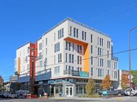 Global Luxury Suites in Downtown Berkeley