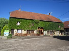 Chambre d'hôtes Chez Claudine, Rennes-sur-Loue (рядом с городом Port-Lesney)