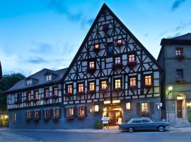 Löwen Hotel & Restaurant, Marktbreit