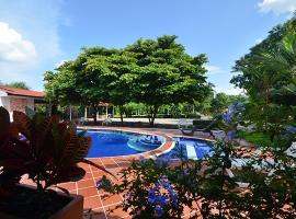 Hotel campestre Villa Paula