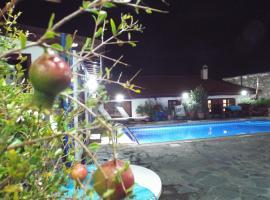 The Pomegranate's House, Ephtagonia (Kellaki yakınında)