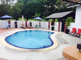 HH Bungalow Homestay Lot 322