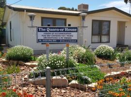 The Quorn-er House, Quorn (Port Augusta yakınında)