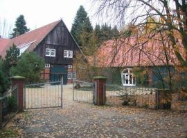 Golfhotel Blaue Ente, Warendorf (Beelen yakınında)