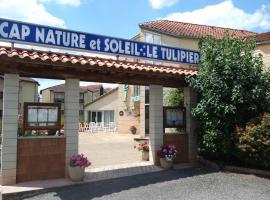 Hôtel Appart Le Tulipier, Cransac