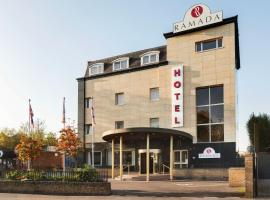 Ramada London Ruislip 3 Star Hotel