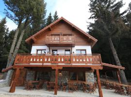 Chalet The Forest Lodge