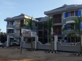 Shangani Hotel Apartments, Mtwara (рядом с регионом Lindi Urban)