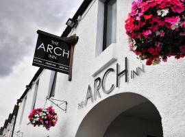 The Arch Inn, Уллапул (рядом с городом Badcaul)