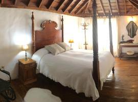 Hotel Rural Casona Santo Domingo, Güimar (Chabaica yakınında)