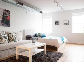 Cozy new studio in Old City