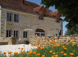 Gite de l'entre coeur, Ménétru-le-Vignoble (рядом с городом Saint-Germain-lès-Arlay)