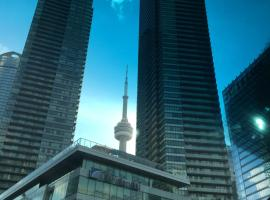 Maple Leaf Square Toronto Down Town Apartment