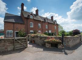 Moreton Hall Farm, Newport