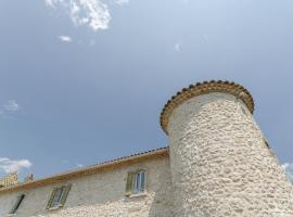 Chateau de boisson, Allegre Les Fumades (рядом с городом Les Fumades-Les Bains)