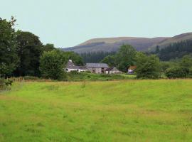 Penrhyn Barn, Llandovery (рядом с городом Ystrad-ffin)