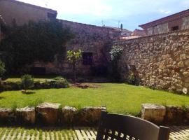 La Casa de la Abuela Petra, Solarana (Quintanilla del Agua yakınında)